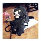 Review Fsmall 958 Tas Ransel 4In1 Hitam Tas Import Di Riau Islands