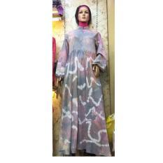 Fstore Moslem Wear - Dress Gamis Syar'i Premium 100{55e037da9a70d2f692182bf73e9ad7c46940d20c7297ef2687c837f7bdb7b002} koshibo crep Gamis Set Motif polos  Syar'i Akhwat Simple Terbaru