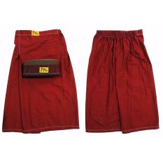 FTC - Banaka Sarung Celana Anak Size M (Orange)