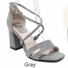 Review Fuboshoes Heels Ma04 Grey Fuboshoes Di Indonesia