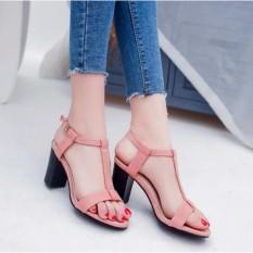 Fuboshoes Sepatu Wanita High Heels Sonya Salem