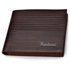 Fuerdanni Premium Men Wallet / Dompet Pria Premium Fuerdanni - Coklat