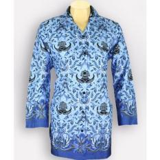 Fufu- Batik PGRI Wanita / Batik Seragam PNS / Batik KORPRI Wanita
