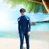Toko Full Body One Piece Elastic Tabir Surya Basah Cocok Untuk Berenang Scuba Diving Surfing Pria 2Xl Intl Tiongkok