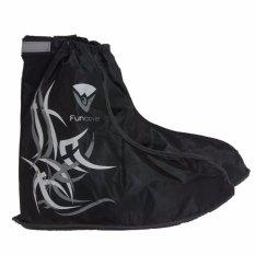 Funcover Jas Hujan Sepatu Cover Shoes Anti Air