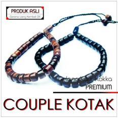Jual Fuqaha Kaoka Kaukah Premium Gelang Tasbih Couple Pasangan Baru