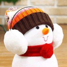Harga Fuzzy Faux Fur White Ear Muffs Telinga Warmer Intl Termurah
