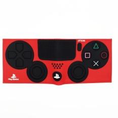 Fvip Game PlayStation 4 Dompet dengan Kantung Koin ID Tempat Kartu 3D Touch PVC Tas Pendek untuk Muda Portefeuille Homme & Femme- INTL