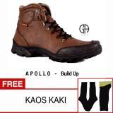 Review Ga Sepatu Boots Hummer Apollo Build Up