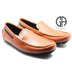 Spesifikasi Ga Sepatu Cocoes Moccasin Slip On Medico Tan Murah