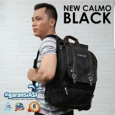 Gabag Calmo Tas Notebook Cooler Thermal Bag Black Backpack Ransel Bayi - Yw0kiq