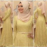 Spesifikasi Gallery F*nny Hijab Ladye S Blosom Gold Murah