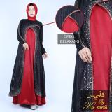 Review Gamis Abaya Dubai Fashion Muslim