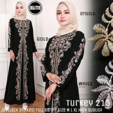 Gamis Abaya Turkey 213/ Gamis Abaya Arab Muslim Syari