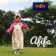 Gamis Anak Perempuan 1 - 3 Tahun - Baju Muslim Anak Perempuan