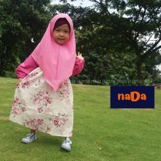 Gamis Anak Perempuan 4 - 6 Tahun - Baju Muslim Anak TK