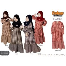 Clothing Pakaian Anak Perempuan Gamis Lazada Co Id