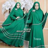 Beli Gamis Baju Pakaian Wanita Muslim Ayana Syari Tosca Cicilan