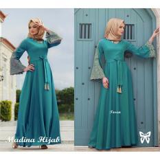 Gamis Baju Wanita Muslim Madina Syari
