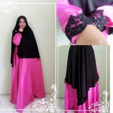 Jual Beli Gamis Cavali Pink Jawa Barat