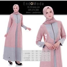Gamis Endomoda 3G 28 Pink