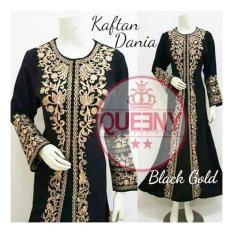 gamis hitam fashion muslim - gamis abaya arab