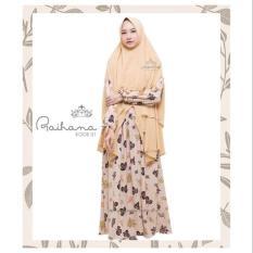 Gamis Jasmine Raihana Dress 01 - Baju Gamis Wanita Busana Muslim