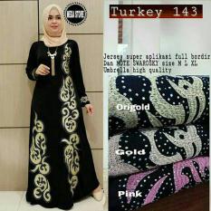 Beli Gamis Jersey Turkey 143 Dress Muslimah Online Di Yogyakarta