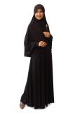 Ulasan Gamis Makkah Classic Set Hitam