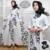 Jual Gamis Modern Pakaian Wanita Muslimah Fashionable Tl Maxi Maxmara Yolanda Gamis Modern Ori