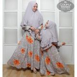 Spesifikasi Gamis Mom Kids Jaman Now Pakaian Couple Mom Kids Modern Tl Couple Gamis Barbie Yang Bagus Dan Murah