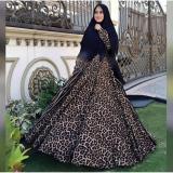 Adzra Gamis Murah Syar I Busana Muslim Wanita Macan Dress Diskon Akhir Tahun