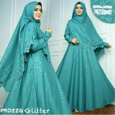 Gamis Muslim Mozza Glitter Syar'i Tosca