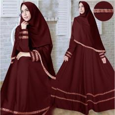 Jual Beli Gamis Muslim Syari Fashionable Gamis Syari Syerly