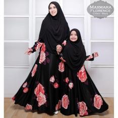 Jual Gamis Muslim Syari Ibu Dan Anak Maxmara Florence Ori