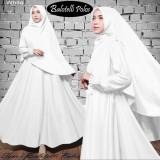 Kualitas Gamis Polos Balotelli Hq Putih Gamis Modern