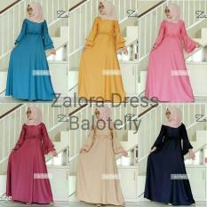 Gamis Polos Busui / Hijab Murah : Zalora Dress