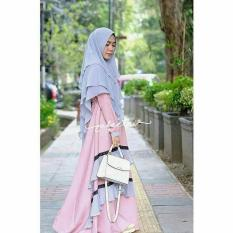 GAMIS SET BERGO Syari Original Brand Harian LUNA DRESS