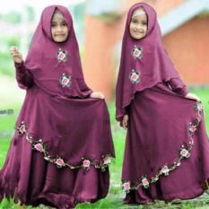Gamis Syar'i Anak Najwa