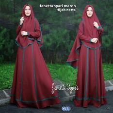 Kedai baju Set muslim hijab murah berkualitas Muslim Meliana Mocca R . Source · Rp 145.000