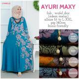 Toko Gamis Syari Cantik Xxl Maxi Wanita Busui Long Dress Bunga Terdekat