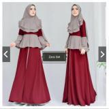 Spesifikasi Gamis Syari Pesta 1 Set Dg Khimar Baju Kondangan Muslimah Gaun Pesta Muslim Murah Fashion Muslimah Terbaru Fashion Muslim Wanita Busui Friendly Terbaru