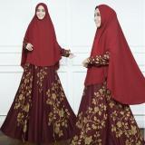 Beli Barang Gamis Syarii Hijab Muslimah Cantik Plus Khimar Online