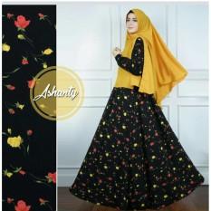 Gamis Umbrella Ashanty