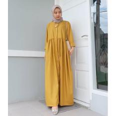 Gamis Wanita Long Dress Alara Original
