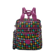 Diskon Besargan Sport 3 In 1 Bag Motif Ungu
