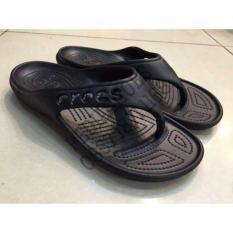 (Garansi Termurah) Sandal Jepit Pria Crocs Baya Flip Original - Q7cgc7