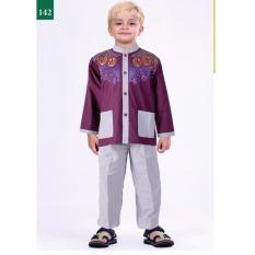Garsel Fashion Baju Setelan Muslim Anak Laki-Laki FWR 0749 - UNGUKOM Bahan cotton