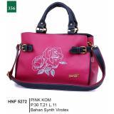 Toko Garsel Fashion Hnf 5272 Tas Handbag Bisa Selempang Wanita Synth Virotex Modis Pink Kombinasi Garsel Fashion Di Jawa Barat