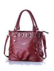 Garsel Handle Bag Bisa Slempang Modis&Cantik - Virotex - 286 Fkn 003/5231-Maroon